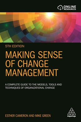 Abbildung von Cameron / Green | Making Sense of Change Management | 2019 | A Complete Guide to the Models...