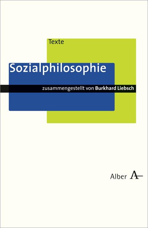 Sozialphilosophie | Liebsch / Lembeck, 1999 | Buch (Cover)