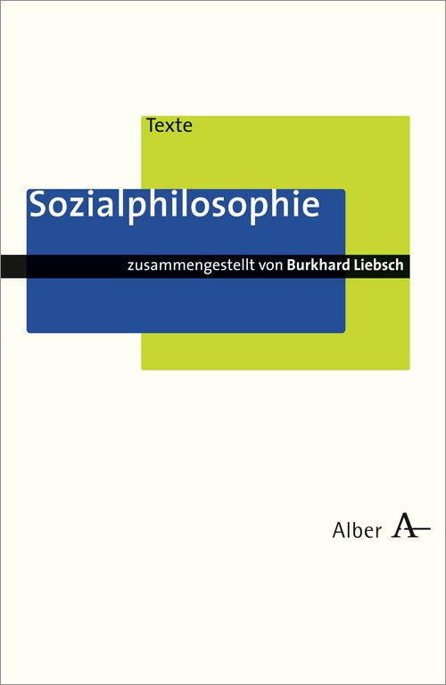 Abbildung von Liebsch / Lembeck | Sozialphilosophie | 1999