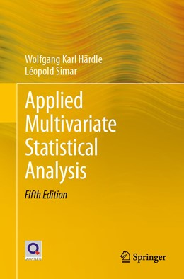 Abbildung von Härdle / Simar | Applied Multivariate Statistical Analysis | 5. Auflage | 2019 | beck-shop.de