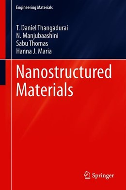 Abbildung von Thangadurai / Manjubaashini / Thomas   Nanostructured Materials   1st ed. 2020   2020