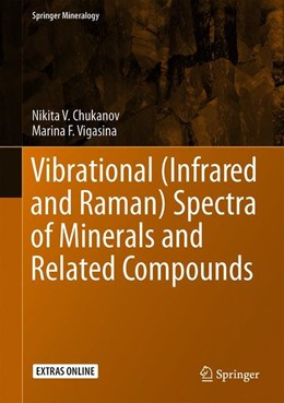 Abbildung von Chukanov / Vigasina | Vibrational (Infrared and Raman) Spectra of Minerals and Related Compounds | 1st ed. 2020 | 2019