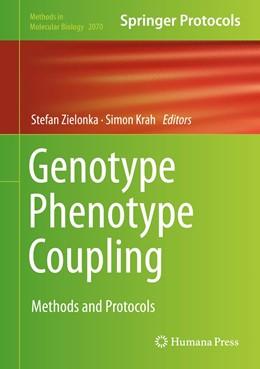 Abbildung von Zielonka / Krah   Genotype Phenotype Coupling   1st ed. 2020   2019   Methods and Protocols   2070
