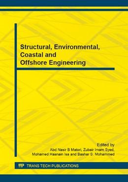Abbildung von Matori / Syed / Isa / Mohammed | Structural, Environmental, Coastal and Offshore Engineering | 2014 | Volume 567