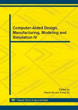 Abbildung von Ma / Qu | Computer-Aided Design, Manufacturing, Modeling and Simulation IV | 1. Auflage | 2014 | Volumes 608-609 | beck-shop.de