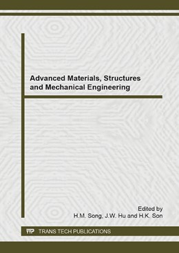 Abbildung von Song / Hu | Advanced Materials, Structures and Mechanical Engineering | 1. Auflage | 2014 | Volumes 1025-1026 | beck-shop.de