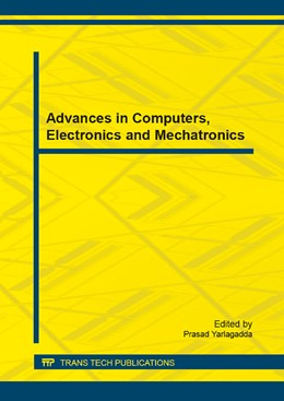 Abbildung von Yarlagadda | Advances in Computers, Electronics and Mechatronics | 2014 | Volume 667