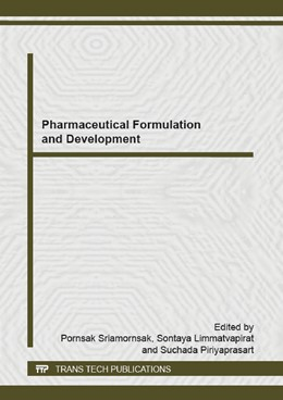 Abbildung von Sriamornsak / Limmatvapirat | Pharmaceutical Formulation and Development | 1. Auflage | 2015 | Volume 1060 | beck-shop.de