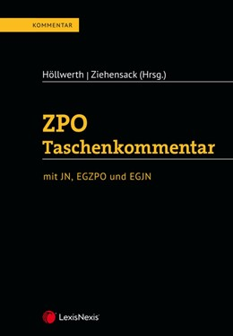 Abbildung von Höllwerth / Albiez / Ziehensack   ZPO Taschenkommentar   2019