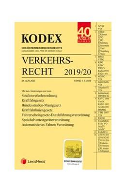 Abbildung von Doralt   KODEX Verkehrsrecht 2019/20   24. Auflage   2019
