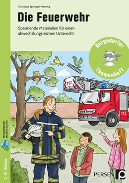 Abbildung von Sprengel-Henning | Die Feuerwehr | 1. Auflage | 2019 | beck-shop.de