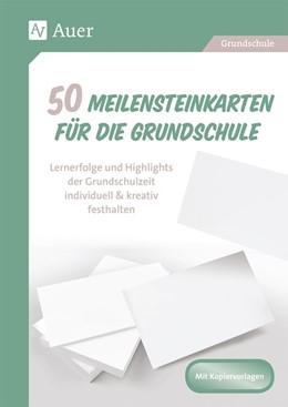 Abbildung von 50 Meilensteinkarten für die Grundschule | 1. Auflage | 2020 | beck-shop.de