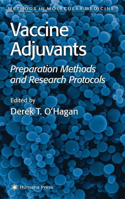 Vaccine Adjuvants | O'Hagan, 2000 | Buch (Cover)