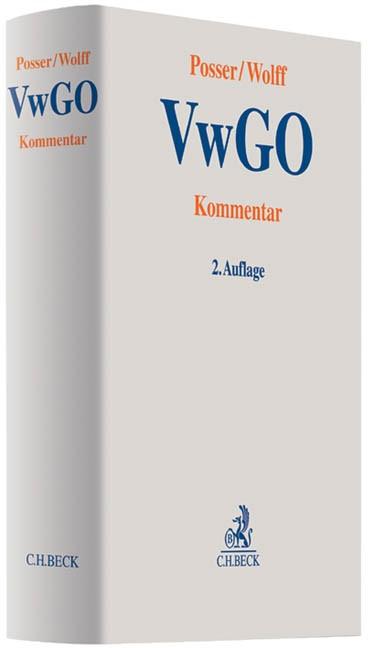 Abbildung von Posser / Wolff | VwGO | 2. Auflage | 2014