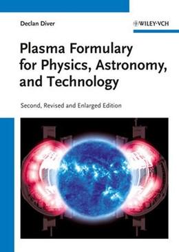Abbildung von Diver | Plasma Formulary for Physics, Astronomy, and Technology | 2. wesentlich überarbeitete und erweiterte Auflage | 2013