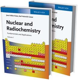Abbildung von Kratz / Lieser   Nuclear and Radiochemistry   3. Auflage   2013   Fundamentals and Applications