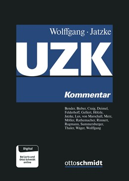 Abbildung von Wolffgang / Jatzke (Hrsg.) | Unionszollkodex | 2020 | Kommentar