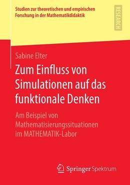 Abbildung von Elter | Zum Einfluss von Simulationen auf das funktionale Denken | 1. Auflage | 2019 | beck-shop.de