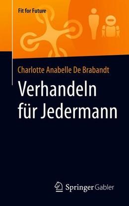 Abbildung von De Brabandt | Verhandeln für Jedermann | 2019