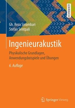 Abbildung von Sinambari / Sentpali | Ingenieurakustik | 6. Auflage | 2020 | beck-shop.de