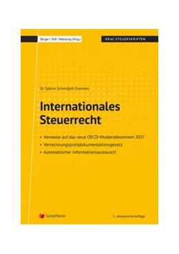 Abbildung von Schmidjell-Dommes   Internationales Steuerrecht   5., aktualisierte Auflage   2017