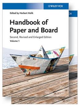 Abbildung von Holik | Handbook of Paper and Board | 2. Auflage | 2013