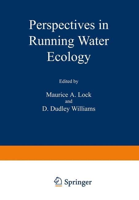 Abbildung von Lock | Perspectives in Running Water Ecology | 1981