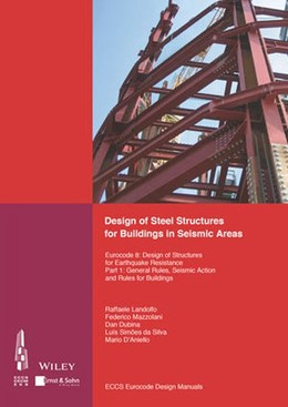 Abbildung von Design of Steel Structures for Buildings in Seismic Areas | 1. Auflage | 2018 | beck-shop.de
