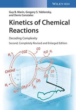 Abbildung von Marin / Yablonsky   Kinetics of Chemical Reactions   2. Auflage   2018   beck-shop.de
