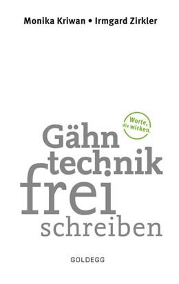 Abbildung von Kriwan / Zirkler | Gähntechnikfrei | 1. Auflage | 2019 | beck-shop.de
