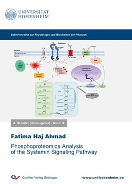 Abbildung von Ahmad | Phosphoproteomics Analysis of the Systemin Signaling Pathway | 2019