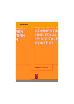 Abbildung von Lukas / Richter   Annotieren, Kommentieren, Erläutern   1. Auflage   2020   beck-shop.de