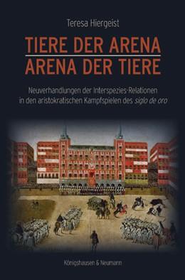 Abbildung von Hiergeist   Tiere der Arena - Arena der Tiere   2019   Neuverhandlungen der Interspez...