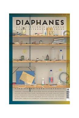 Abbildung von DIAPHANES MAGAZINE No. 3 | 1. Auflage | 2017 | beck-shop.de