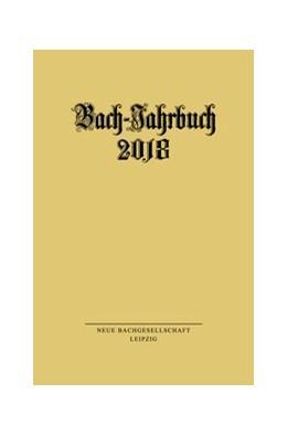Abbildung von Wollny   Bach-Jahrbuch 2018   1. Auflage   2018