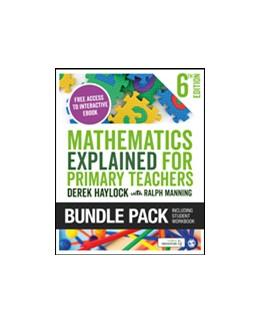 Abbildung von Haylock / Manning | Haylock: Mathematics Explained for Primary Teachers 6e + Student Workbook bundle | 1. Auflage | 2019 | beck-shop.de