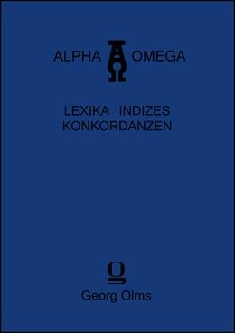Abbildung von Xenophon / Rodríguez Horrillo | Xenophontis operum Concordantiae Pars 4.2 | 2019 | 2019 | Curavit Miguel Ángel Rodríguez... | CC