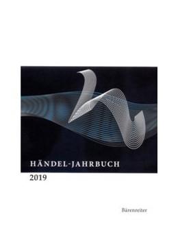 Abbildung von Händel-Jahrbuch / Händel-Jahrbuch 2019, 65. Jahrgang | 1. Auflage | 2019 | beck-shop.de