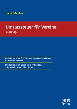 Abbildung von Dauber | Umsatzsteuer für Vereine | 2. Auflage | 2019