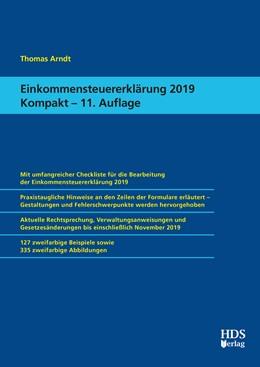 Abbildung von Arndt | Einkommensteuererklärung 2019 Kompakt | 11. Auflage | 2020
