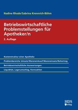 Abbildung von Rhode / Krennrich-Anton | Betriebswirtschaftliche Problemstellungen für Apotheker/n | 2. Auflage | 2020