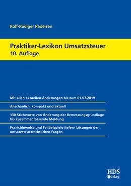 Abbildung von Radeisen | Praktiker-Lexikon Umsatzsteuer | 10. Auflage | 2019