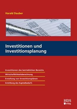 Abbildung von Dauber | Investitionen und Investitionsplanung | 2020