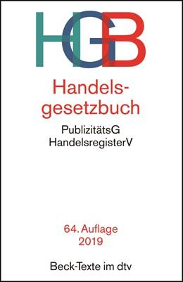 Abbildung von Handelsgesetzbuch: HGB | 64., überarbeitete Auflage | 2019 | mit Einführungsgesetz, Publizi... | 5002