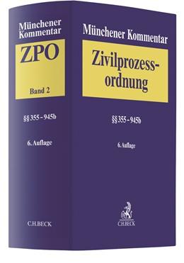 Abbildung von Münchener Kommentar zur Zivilprozessordnung: ZPO, Band 2: §§ 355-945b | 6. Auflage | 2020 | beck-shop.de