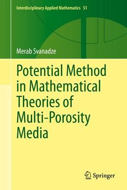 Abbildung von Svanadze | Potential Method in Mathematical Theories of Multi-Porosity Media | 1st ed. 2019 | 2019 | 51