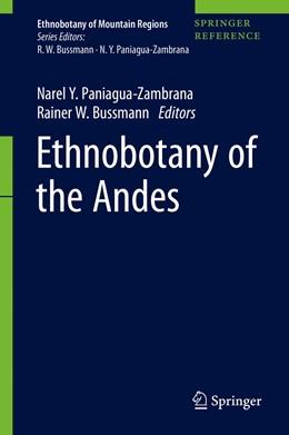 Abbildung von Paniagua-Zambrana / Bussmann | Ethnobotany of the Andes | 1. Auflage | 2020 | beck-shop.de