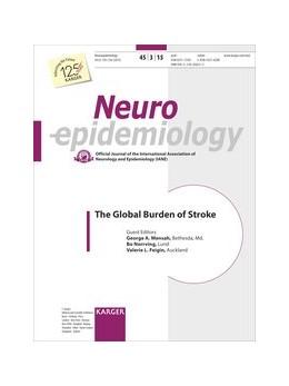 Abbildung von Mensah / Norrving / Feigin | The Global Burden of Stroke | 2015 | Special Topic Issue: Neuroepid...