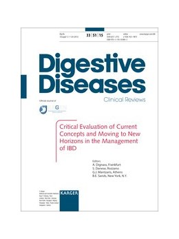 Abbildung von Dignass / Danese | Critical Evaluation of Current Concepts and Moving to New Horizons in the Management of IBD | 1. Auflage | 2015 | beck-shop.de