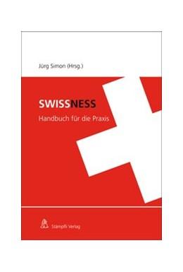 Abbildung von Simon | Swissness | 1. Auflage | 2020 | beck-shop.de